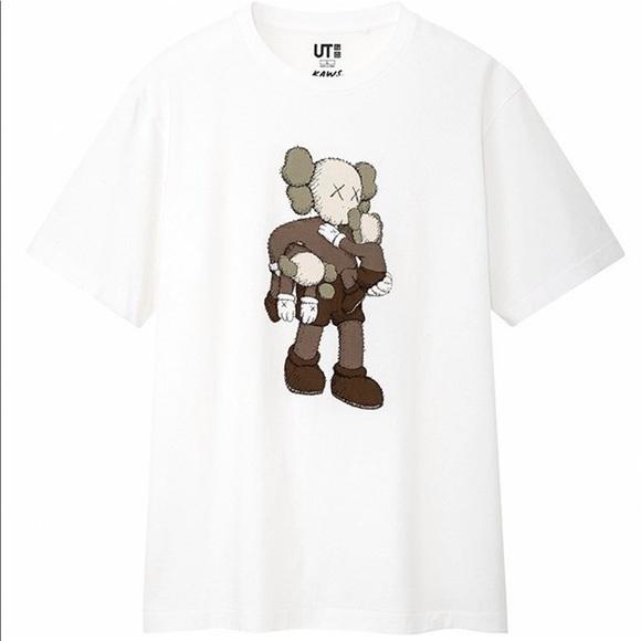 Uniqlo x KAWS Other - KAWS x UNIQLO T-shirt